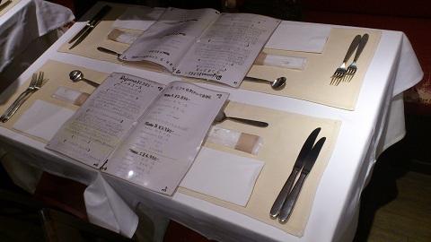 セラヴィーナガノ・テーブル