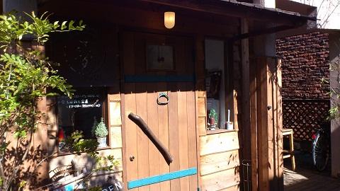 鎌倉MUGIMARU・入り口