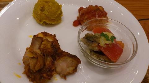 カフェ&ミール ムジ・料理2