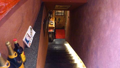階段SPANISH BAR BOCA