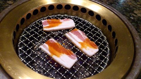 明月館・焼肉2